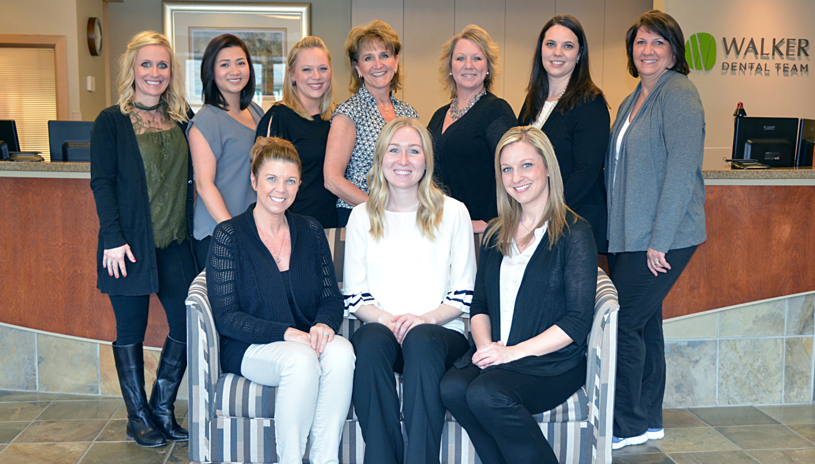 The Walker Dental Team